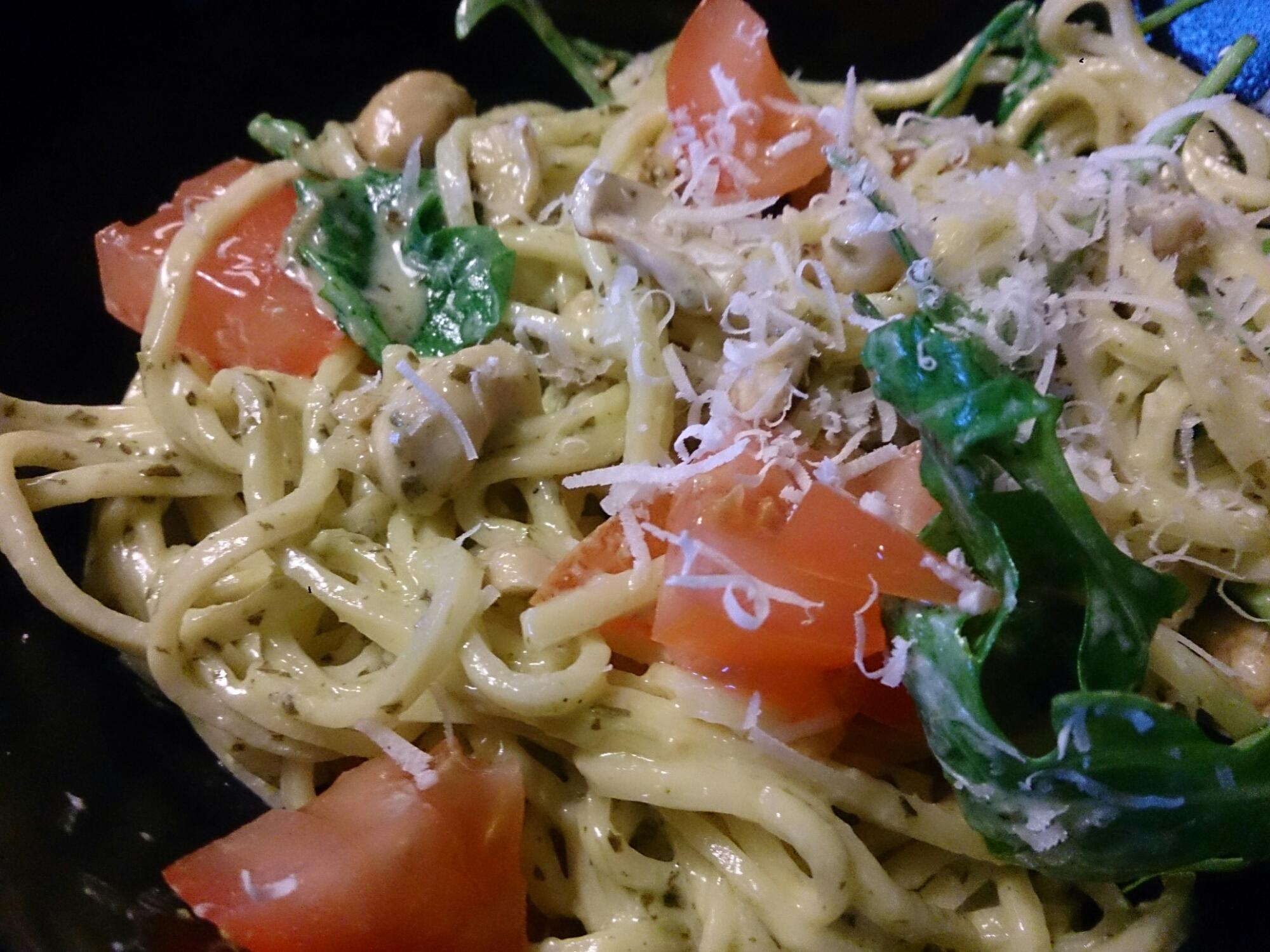 Läs mer om artikeln Snabba pastan, som dessutom är god!