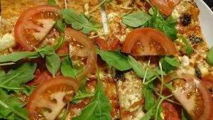 Pizza a la Caisa Warg