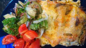Läs mer om artikeln Vegetarisk lasagne