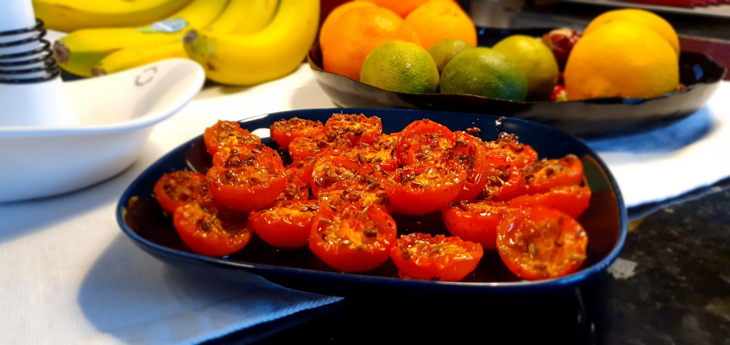 Läs mer om artikeln Ugnsbakade tomater